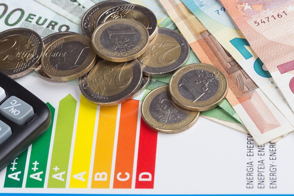 Verduurzamen kost geld